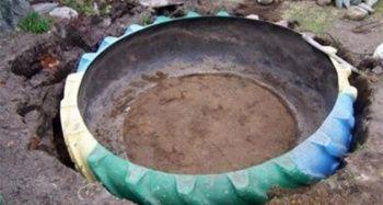 Tekerleği neden toprağa gömdüğünü kimse anlamadı... Sonuca kimse inanamadı