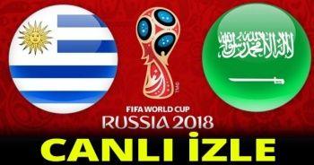 Uruguay Suudi Arabistan TRT 1 Canlı İzle | Uruguay Suudi Arabistan CANLI İZLE (TRT 1 | TRT 4K İZLE)