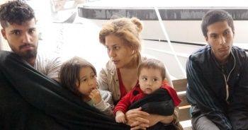 Yunanistan'a gitmeye çalışan 47 kaçak göçmen yakalandı