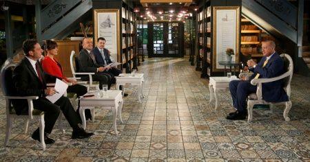 Cumhurbaşkanı Erdoğan: Kandil ve Sincar'ı her an vurabiliriz