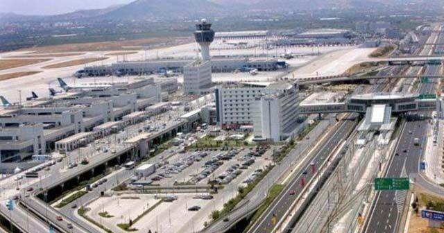 Atina Elefterios Uluslararası Havalimanı'nda bomba ihbarı