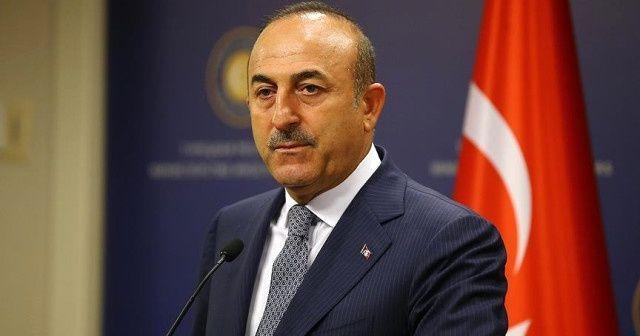 Bakan Çavuşoğlu: Kendimi şanslı hissediyorum