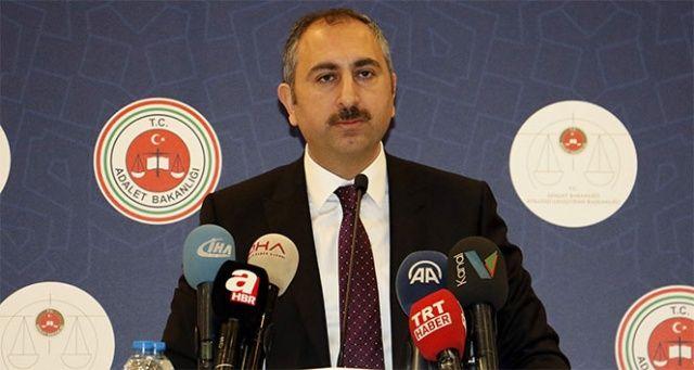 Bakan Gül'den Brunson davası açıklaması