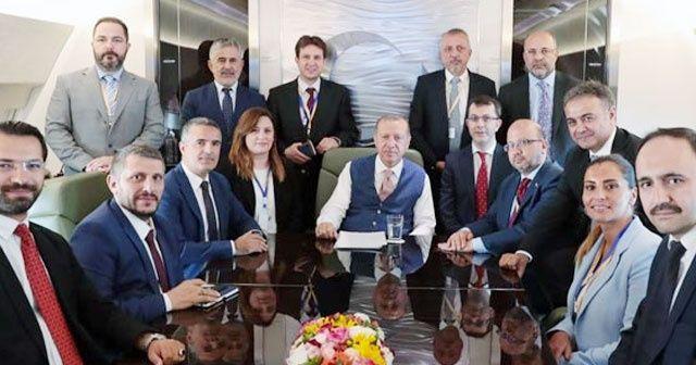 Başkan Erdoğan, kabineyle ilgili detayları ilk kez açıkladı