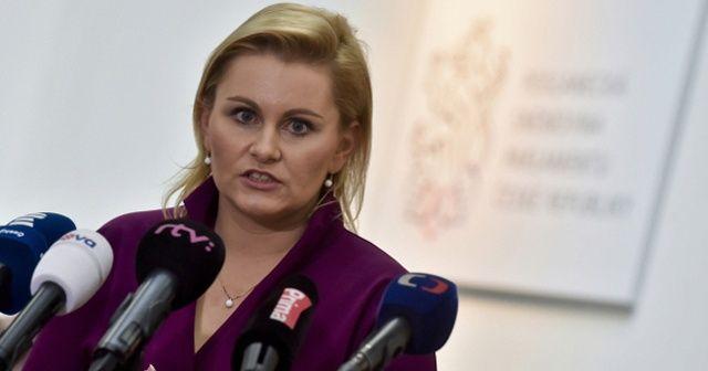 Çekya'da Adalet Bakanı istifa etti