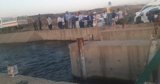 Diyarbakır'da iki kardeş sulama kanalında kayboldu