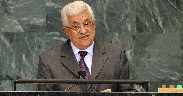 Filistin Devlet Başkanı Abbas'dan uluslararası koruma talebi