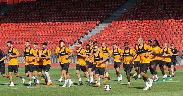 Galatasaray, ilk hazırlık maçını FC Will ile yapacak