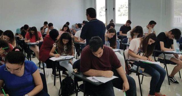 GAÜ'den 2018 2. Burs sıralama sınavı