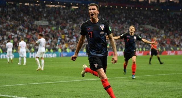 Hırvatistan - İngiltere Maçı kaç kaç bitti? Hırvatistan - İngiltere Maçı özeti golleri