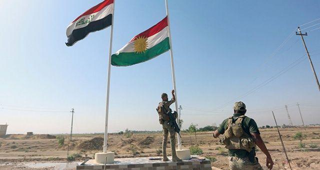 Irak'ta geniş çaplı DEAŞ operasyonu