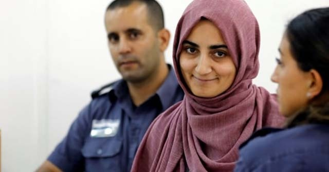 İsrail'den Ebru Özkan hakkında flaş karar
