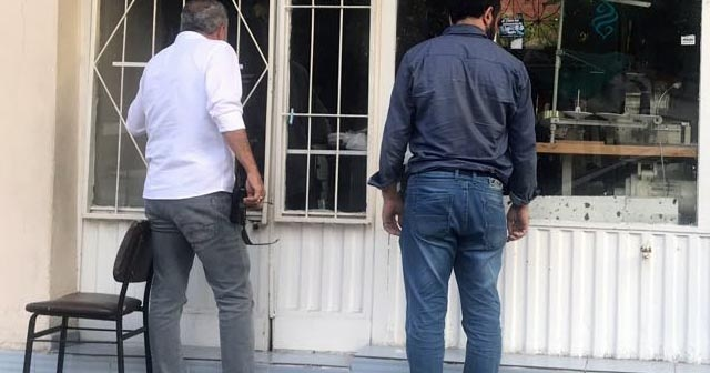 İzmir'de iki kişi arasındaki husumet kanlı bitti
