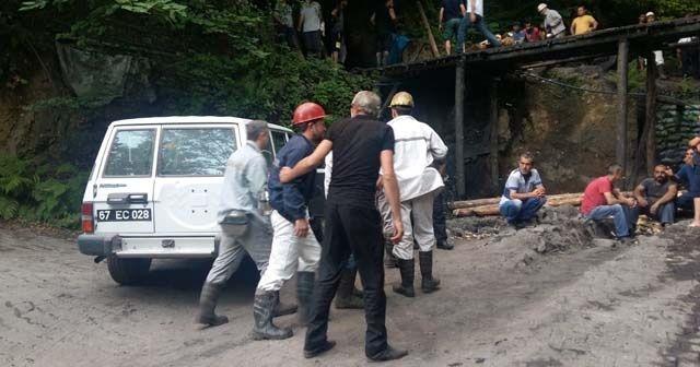 Maden ocağında göçük: 2 ölü