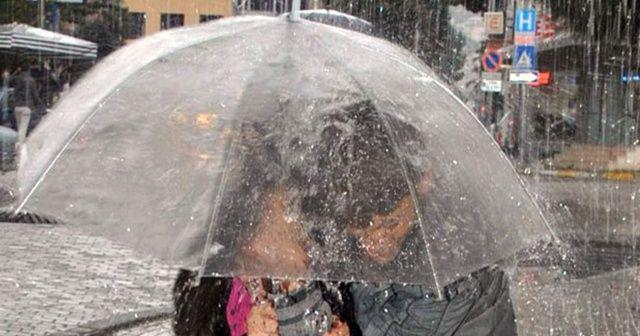 Meteoroloji uyardı! Yağış geliyor |12 Temmuz yurtta hava durumu