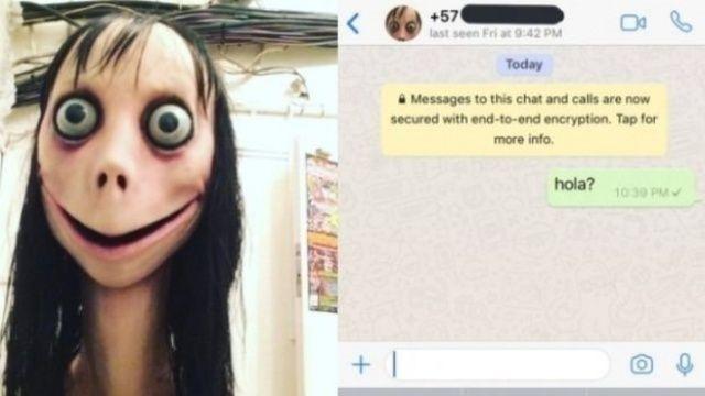 Momo nedir? WhatsApp üzerinden yayılan yeni sanal şiddet oyunu Momo nedir?