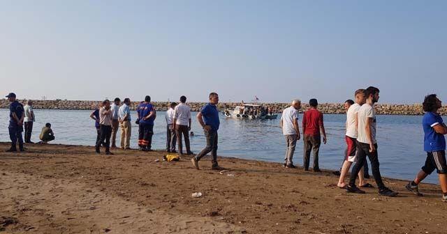 Ordu'da denizde 3 kişi boğuldu