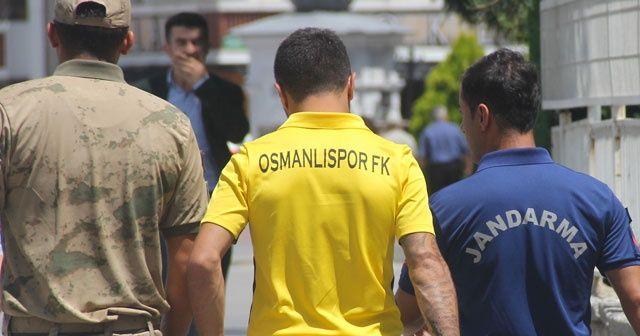 Osmanlısporlu futbolcu Caner Arıcı gözaltına alındı
