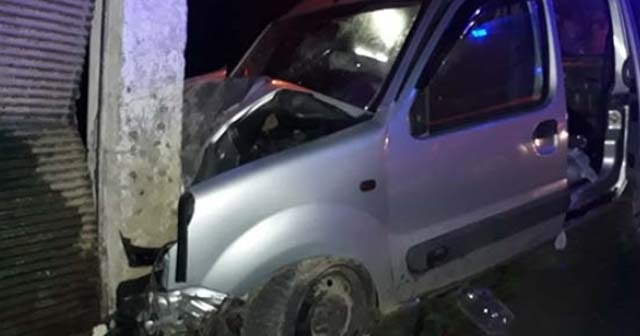 Trabzon'da trafik kazası: 1 ölü, 5 yaralı