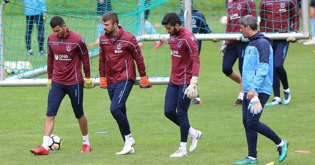 Trabzonspor'da Castillo kamptan ayrıldı