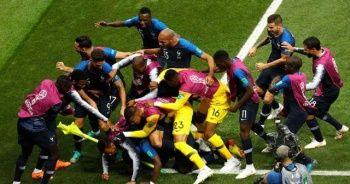 2018 Dünya Kupası şampiyonu belli oldu