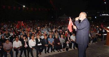 Abdullah Gül Parkı'nın ismi '15 Temmuz Şehitler Parkı' olarak değiştirildi