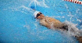Bedensel engelli milli yüzücüler Rize'de güç depoluyor