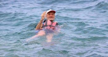 Denize girmesi yasaklanmıştı! Çünkü...