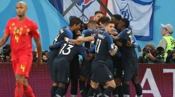 Fransa Belçika Maçı kaç kaç BİTTİ? Fransa Belçika maçı geniş özeti golleri