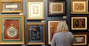 Geleneksel Türk sanatları sergisi açıldı