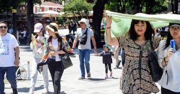 İstanbul'da sıcaklık 32 dereceyi aştı