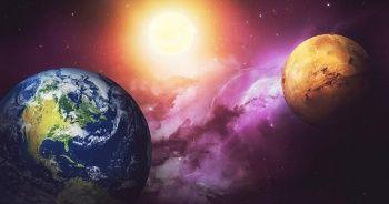 Mars Dünya'ya en yakın konuma geliyor