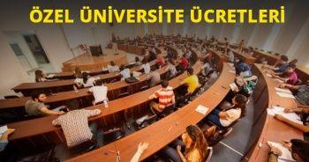 ÖZEL Üniversite Ücretleri NE kadar? 2018 Vakıf Üniversite Fiyatları | Hemşirelik, Okul Öncesi Ücret