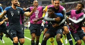 ÖZET İZLE: Fransa Hırvatistan maçı özeti ve golleri izle | Fransa Hırvatistan skoru özeti
