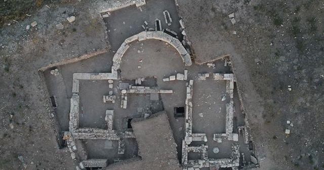 Amorium Antik Kenti'ne '3 boyutlu' yolculuk