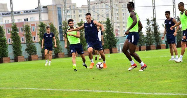 Başakşehir, Trabzon mesaisine başladı