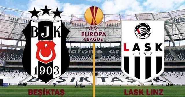 ÖZET İZLE: Beşiktaş 1 - 0 LASK Linz Maçı Kaç Kaç Bitti | BJK Linz Geniş Özeti ve Golleri VİDEO