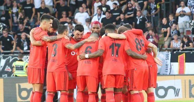 Beşiktaş tur atladı