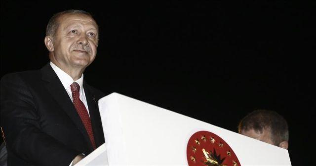 Cumhurbaşkanı Erdoğan balık sezonunu açtı