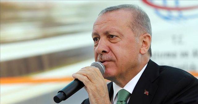 Cumhurbaşkanı Erdoğan'dan 'döviz' açıklaması
