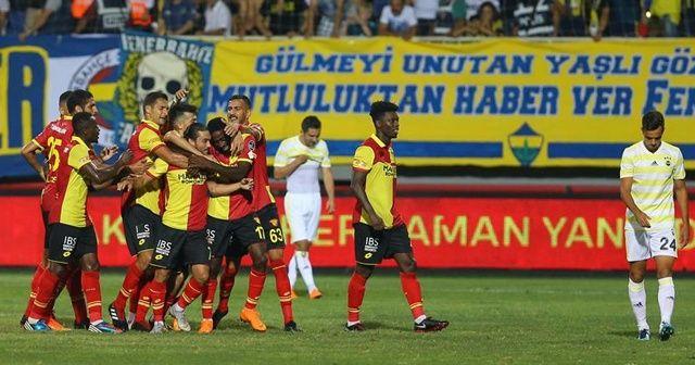 Fenerbahçe 3 puanı İzmir'de bıraktı
