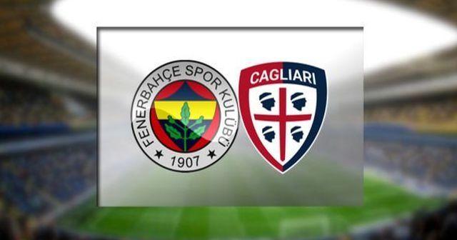 Fenerbahçe Cagliari 2-1 Maçı Özeti ve Golleri | Fenerbahçe Cagliari Maçı Kaç Kaç Bitti Full Özeti