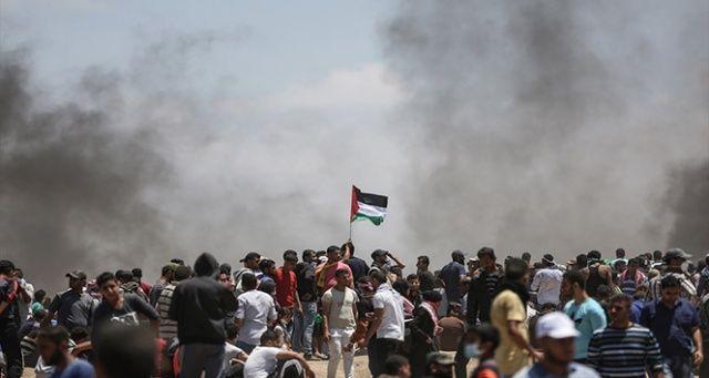 Gazze'de Filistinli Gruplar ve İsrail arasında ateşkes sağlandı