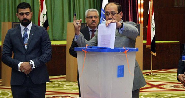 Irak'ta seçim sonuçları değişmedi