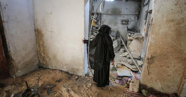 İsrail'in saldırıları bir aileyi daha parçaladı