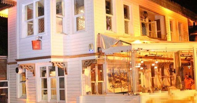 İstanbul'da kafeye silahlı saldırı