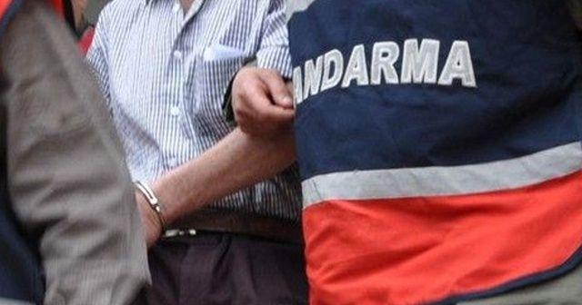 Jandarma FETÖ'cüleri kaçmaya çalışırken yakaladı