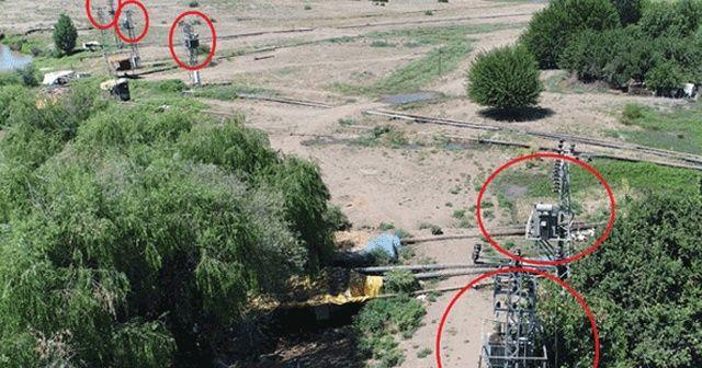 Kaçak elektrik kullananlar şimdi yandı