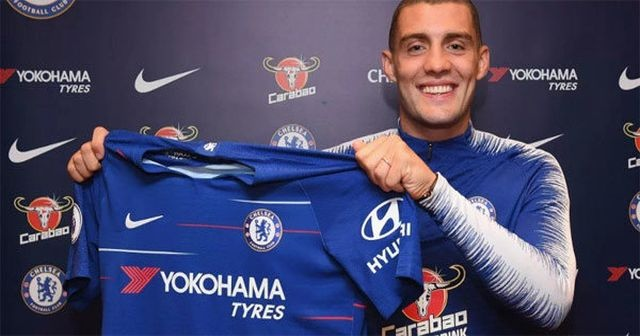 Kovacic resmen Chelsea'de!