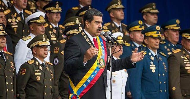 Maduro'dan suikast girişimi soruşturmasında FBI açıklaması